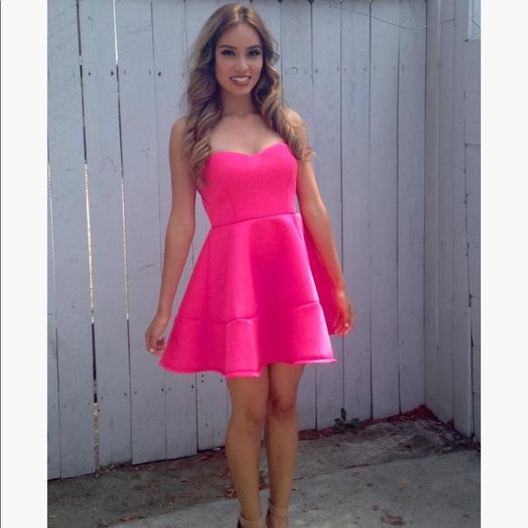 windsor dresses pink dress poshmark